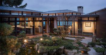 اصول طراحی باغ ژاپنی  | پلان باغ ژاپنی | گیاهان باغ ژاپنی