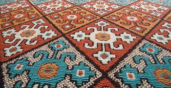 گلیم فرش چیست ؟ | انواع گلیم فرش دستباف و ماشینی