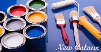 فروش انواع رنگ ساختمانی شرکت