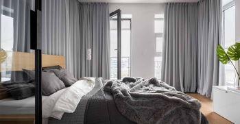 مدل پردهای جدید اتاق خواب عروس 1400-2021