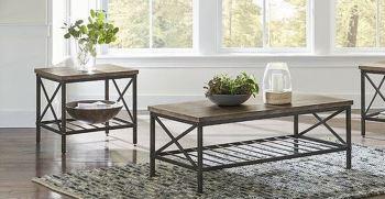 انواع میز جلومبلی چوبی فلزی مدرن و شیک