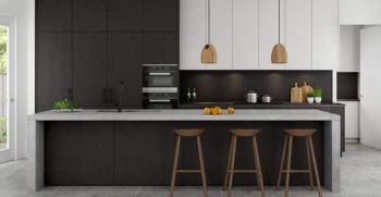 56 نمونه دکوراسیون آشپزخانه مدرن 2022